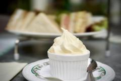clotted cream Tea Time