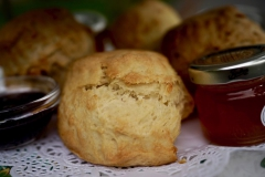 scone Tea Time