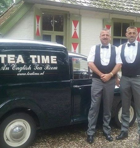 Tea Time Catering Tea on Wheels
