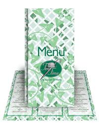View Menu - Bekijk het menu