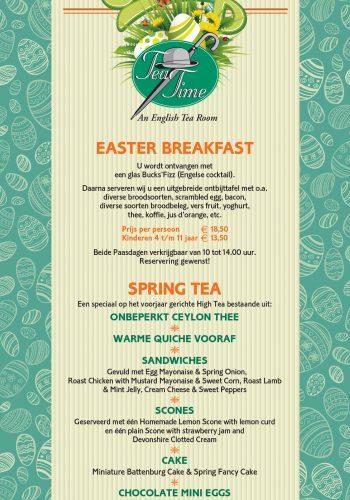 Easter Breakfast - Paas ontbijt