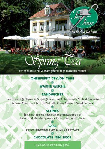 Spring Tea 2019 - Tea Time