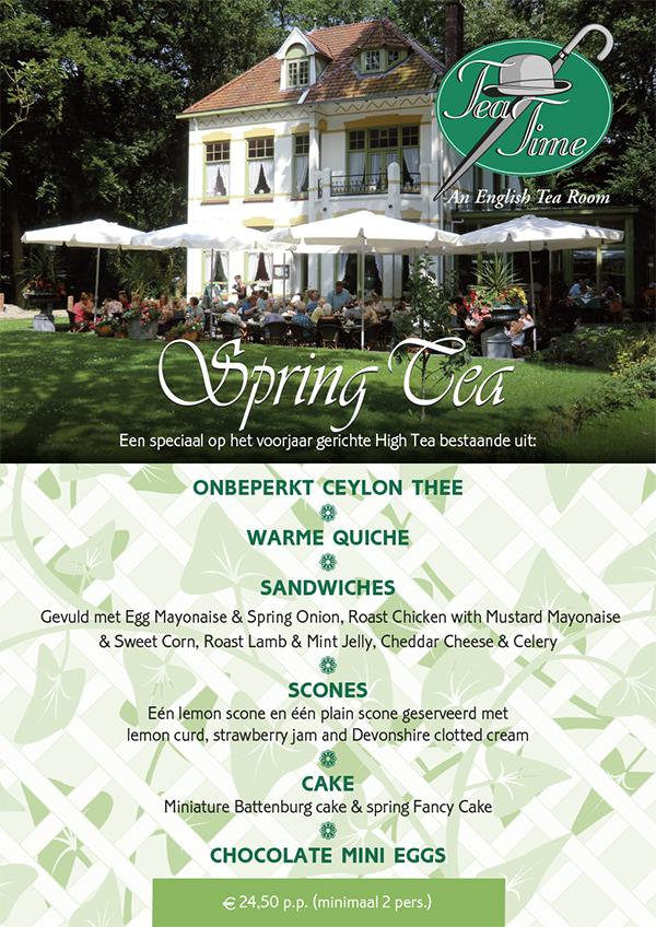 Spring Tea 2020