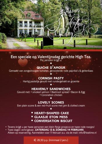 Valentine Tea 2021
